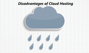 5 cloud computing disadvantages