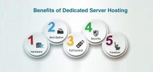 benefits of dedicated servers