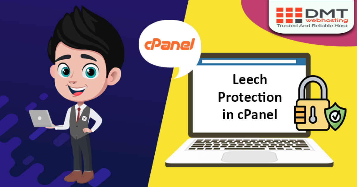 Leech Protection In Cpanel Banner